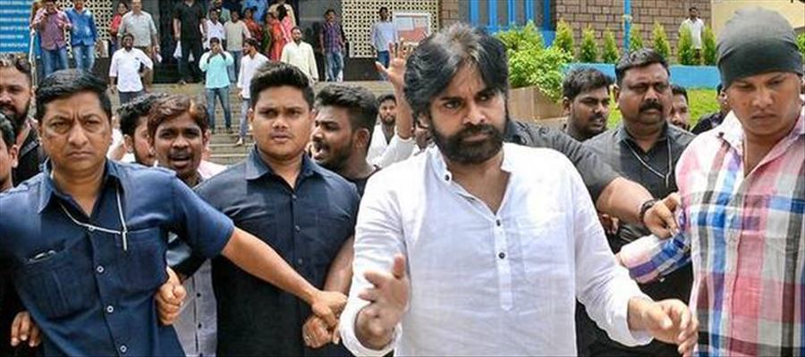 Did TDP party planned to attack Pawan Kalyan?